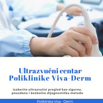 pregledi ultrazvukom